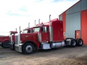 bobtail truck